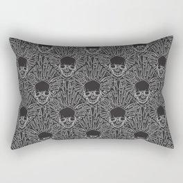 bones Rectangular Pillow