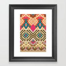 alta plano Framed Art Print
