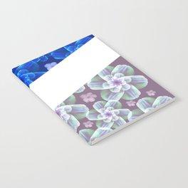 grace florals Notebook
