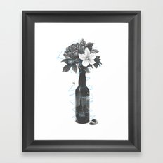 Buzzed Framed Art Print