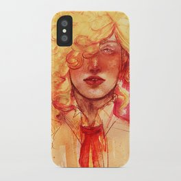 A Savage Antinous iPhone Case