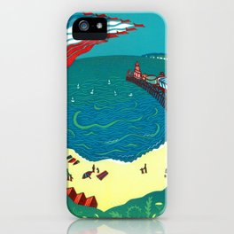 Red Arrows, Bournemouth iPhone Case