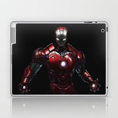 ipad iron man  Laptop & iPad Skin