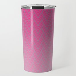 Deep Arrows Travel Mug