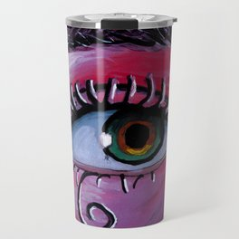 """eye of the Possum"" Travel Mug"