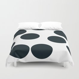 Do the Polka Duvet Cover