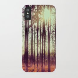 Somewhere in China iPhone Case