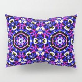 Clover Blossom Pattern Pillow Sham