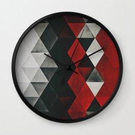 lyst blwwd Wall Clock