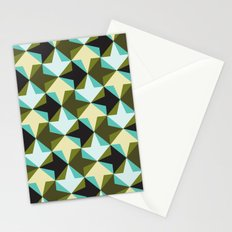 Arrow pattern Stationery Cards