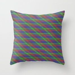 Untitled 14 Throw Pillow
