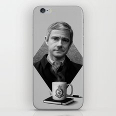 The blogging army doctor iPhone & iPod Skin