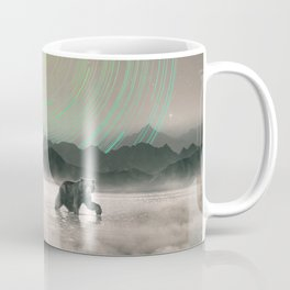 Spinning Out of Nothingness Coffee Mug