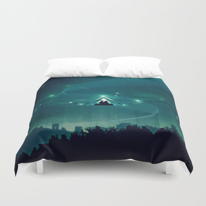 Wireless Camping Duvet Cover