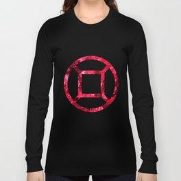 Ruby Candy Gem Long Sleeve T-shirt