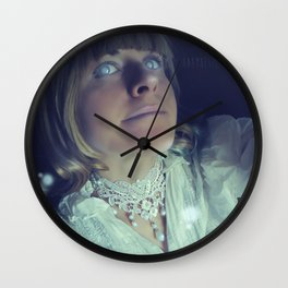 Fantasy Ice Queen Wall Clock