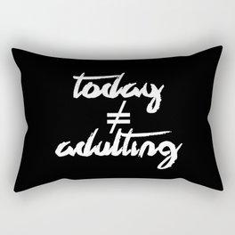 Forever Young [dark] Rectangular Pillow