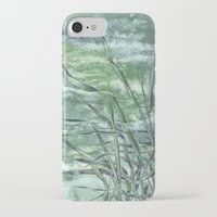grass iPhone & iPod Cases featuring GRASS by AMULET