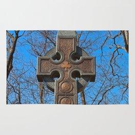 Irish Brigade Monument Rug