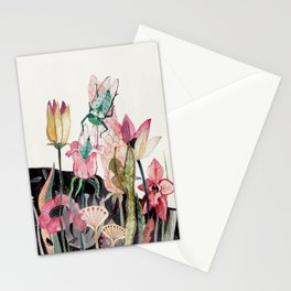 Mating Game Stationery Cards