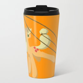 Tail Whipping Applejack Travel Mug