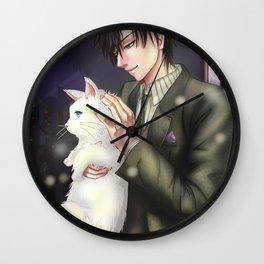 Jumin Han & Elizabeth 3rd Wall Clock