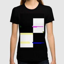 Squares 2x2 1 T-shirt