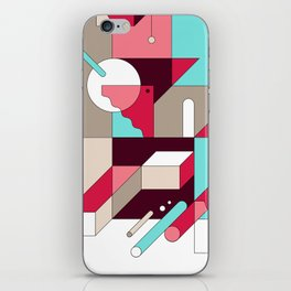 Abstraction I iPhone Skin