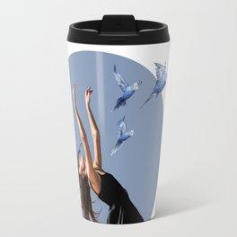 Wild Nature Travel Mug