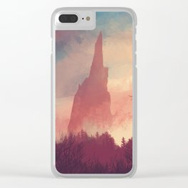 Descendants of Sinai Clear iPhone Case
