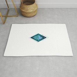 Iceberg Geometric Rug