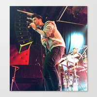 bastille Canvas Prints featuring Bastille by Adam Pulicicchio Photography