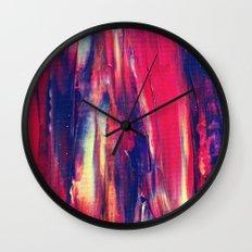 Abstract Painting 24 Wall Clock