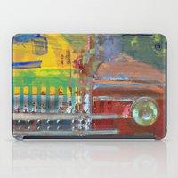 car iPad Cases featuring Car by Fernando Vieira