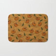 Autumn Texture Bath Mat