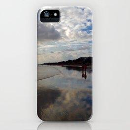 Beach and Sky - Greg Katz iPhone Case