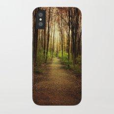 Woodland Wander Slim Case iPhone X