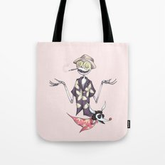 Fear & Loathing Before Christmas Tote Bag