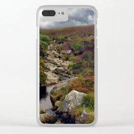 Wicklow Mountains, Republic of Ireland Clear iPhone Case