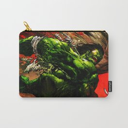 Rampage green full power Carry-All Pouch