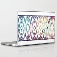 diamonds Laptop & iPad Skins featuring Diamonds by Last Call