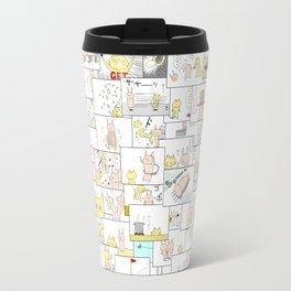 4KOMA-MATSURI Travel Mug
