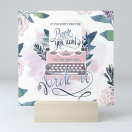 IF YOU DON'T SEE THE BOOK YOU WANT Mini Art Print