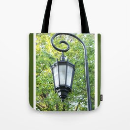 Spring Lamp Tote Bag