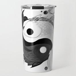 Tai Chi Fish Travel Mug