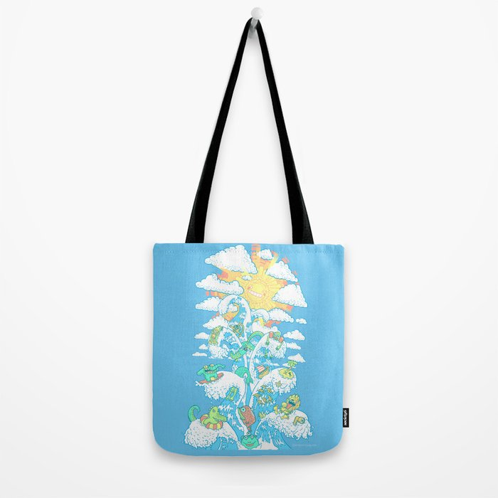 Tower of Fable Tote Bag