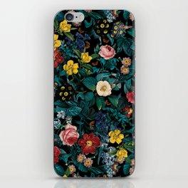 Night Garden XXV iPhone Skin