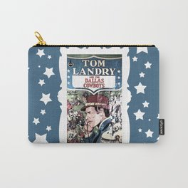 Classic Cowboys Carry-All Pouch