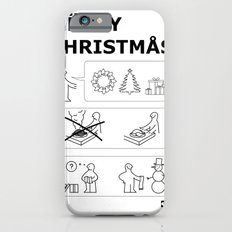 How To Have A Merry Christmas iPhone 6s Slim Case