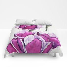 Sugar Plum Fairies Comforters